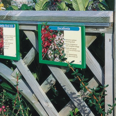 POS display for garden centres and outdoor retail | Sign-Holders co uk