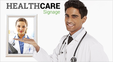 Specialist signage for the health care industries