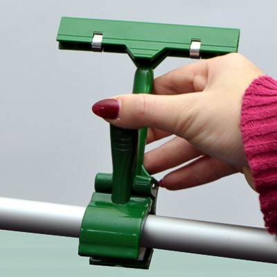 Trigger clamp is one of our spring-loaded fasteners for POS