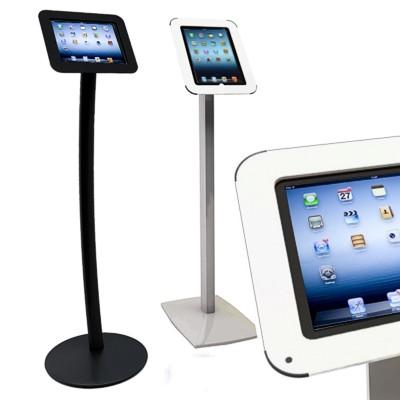 Floor stands for iPad display