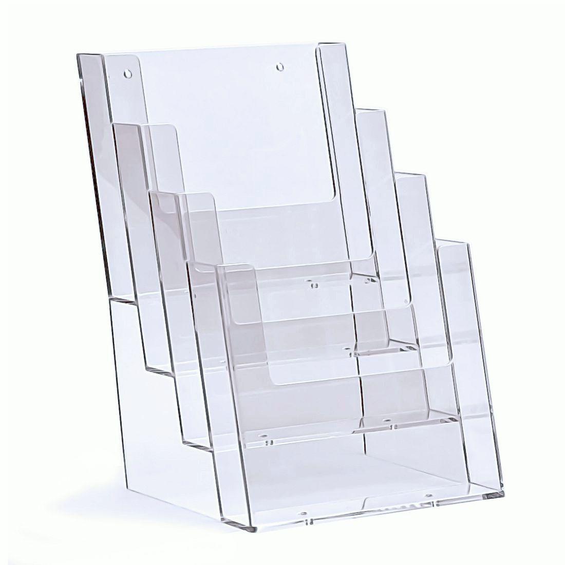 a5 literature dispenser