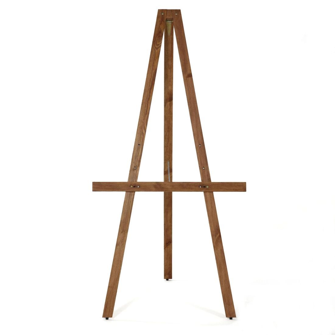 Tripod Table top display Easel wedding picture stand Window Wooden Easel 30CM