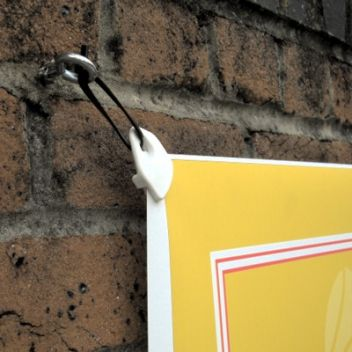 Print your own banners on waterproof paper