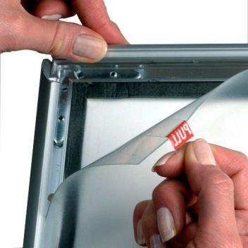 plastic protector inserts for snap frames sign holders co uk