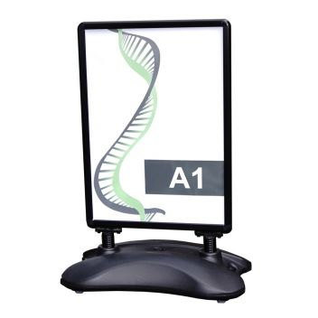 Waterbase A1 wind-sign Black