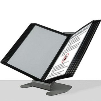 Desktop Pivot Displays A4 Table Top Browsers Sign