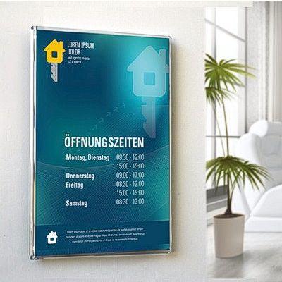 Minimalist Office Door Signs Sign Holders Co Uk