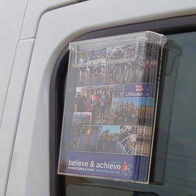 Weatherproof Brochure Dispensers Sign Holders Co Uk