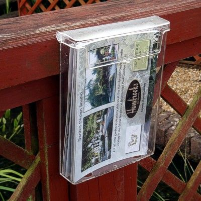 Weatherproof Brochure Dispensers