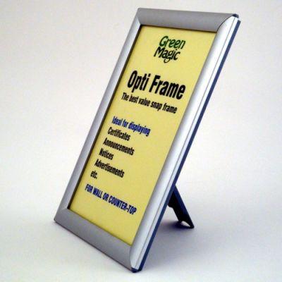 A4 countertop Opti snap frame