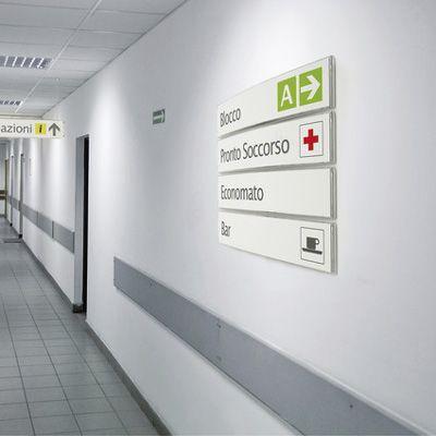 Premium slat directory system (60cm wide)
