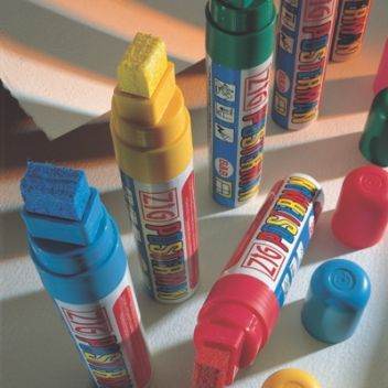 15mm Big & Broad chalk marker pen Sets
