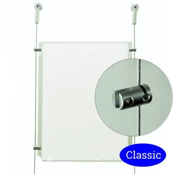 Cable display systems for A3 A2 A1 - Classic kits