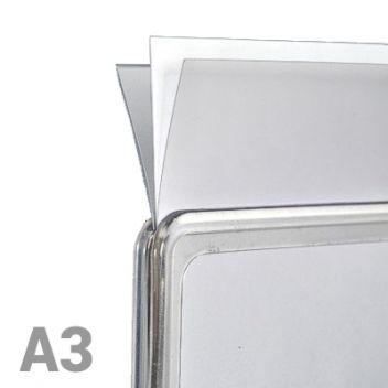 A3 PVC U-pocket
