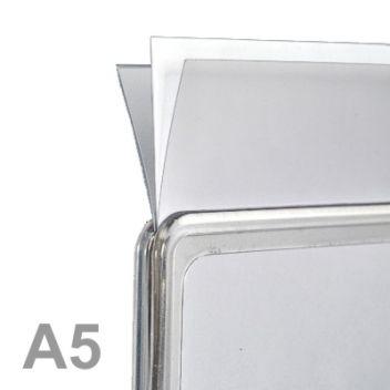 A5 PVC U-pocket