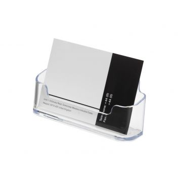 Business card dispensers from sign holders sign holders business card holder tabletop reheart Image collections