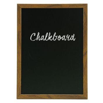 Budget Wooden framed chalkboards