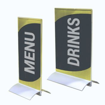 DL, A6 and A5 Menu Holders