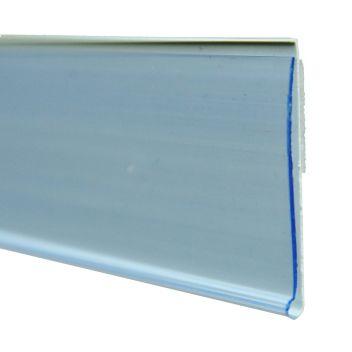 Flat Shelf Data strip vertical with adhesive