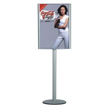 InfoCurve poster display unit