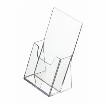 DL leaflet holder (1/3rdA4 size)