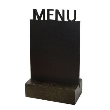 A5 Table Top Chalkboard Menu Sign