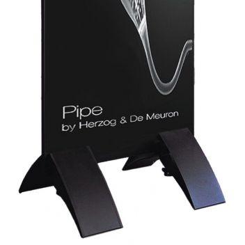 Pressto panel base in black