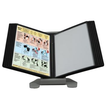 Quick finder desk display
