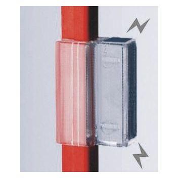 Slim frame Magnetic fastener Vertical