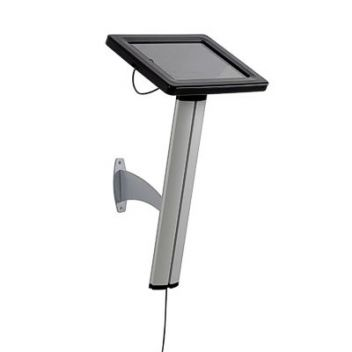 Wall mounted tablet iPad holder
