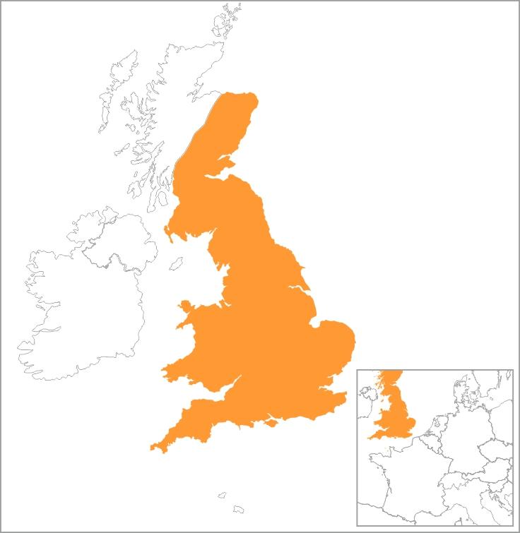 UK Zone 1 Green Magic Shipping